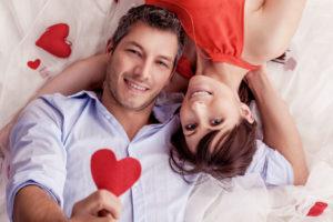 Valentin napi romantika a pusztán