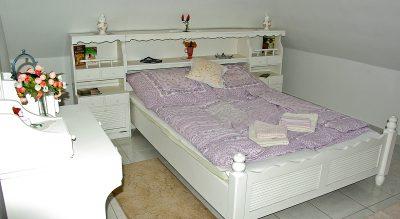 szoba fehér